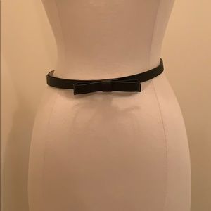 Kate Spade Bow Belt